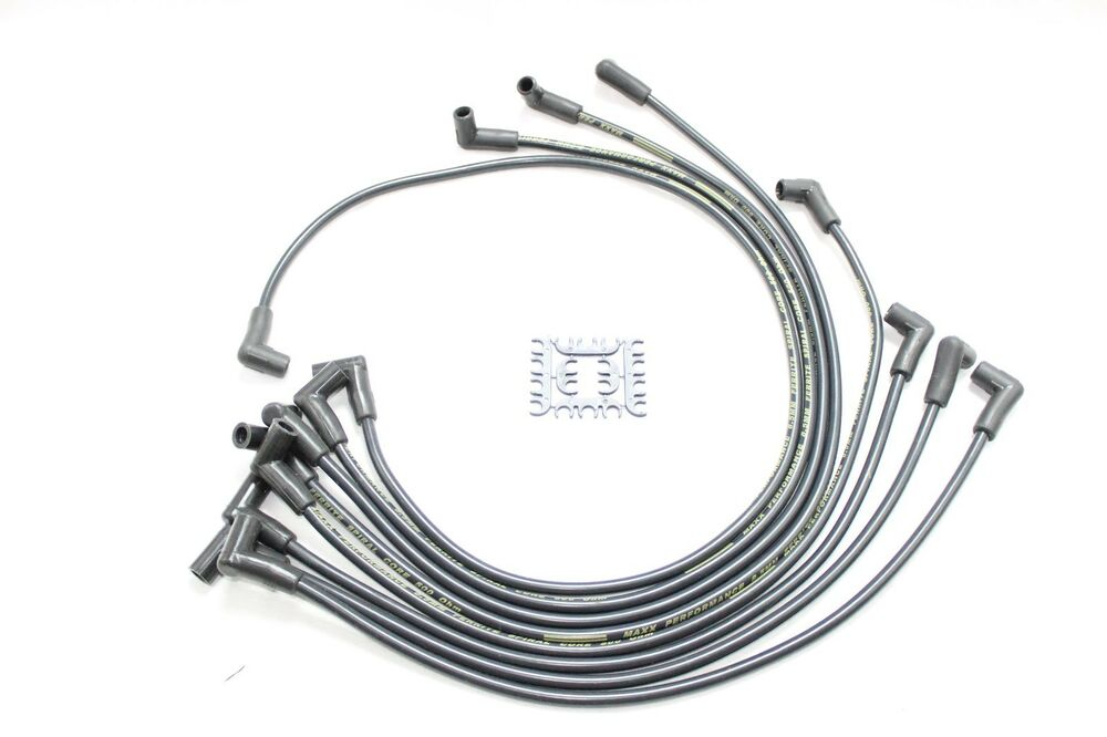 MAXX 508K 8.5mm Spark Plug Wires 75-88 Chevy GMC 5.0L 305