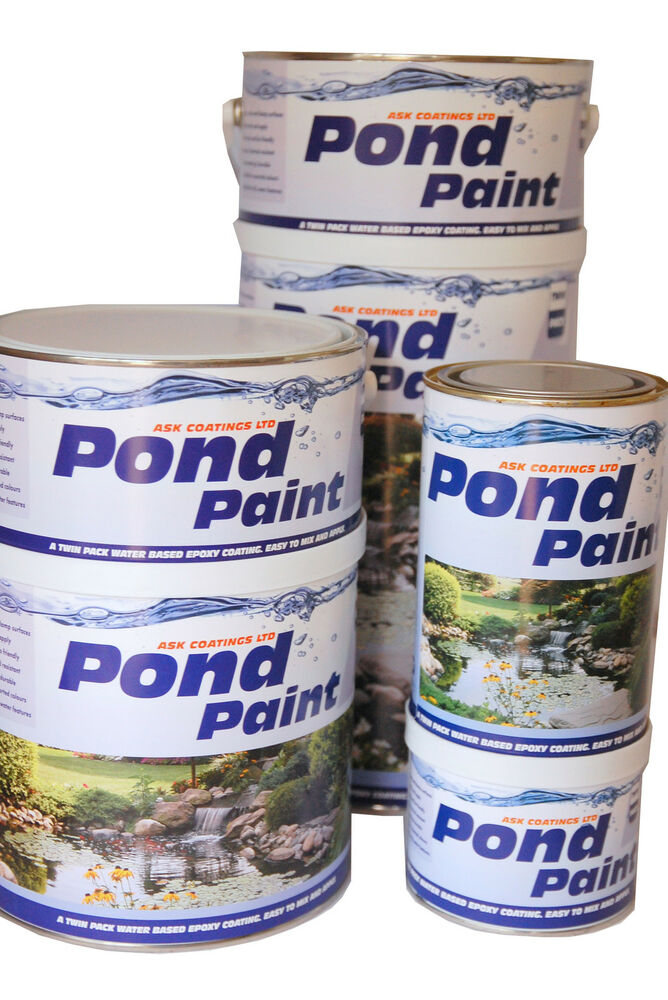 Epoxy Resin Pond Paint for waterproofing  damproofing