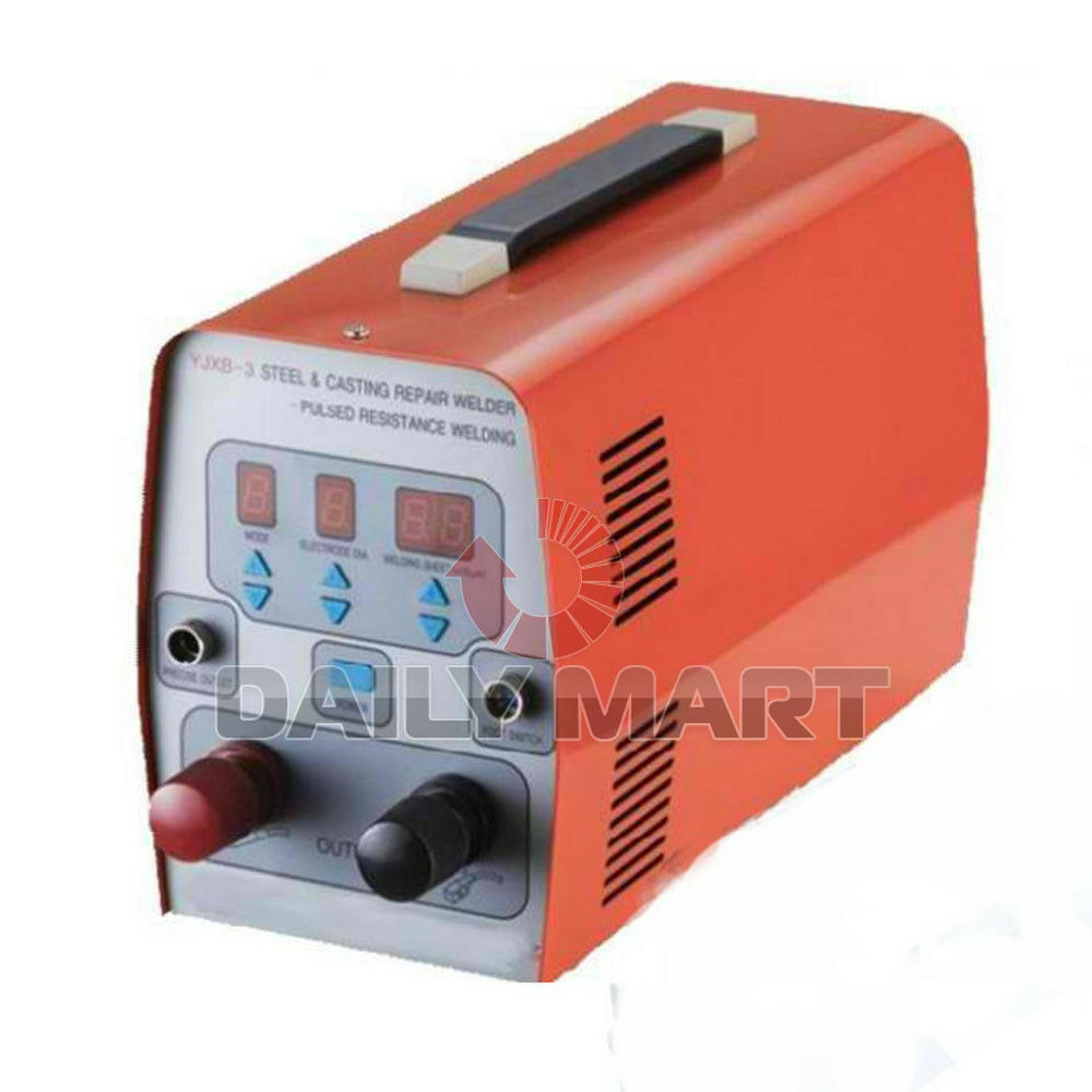 hight resolution of details about yjxb 3 steel casting repair cold welder welding finishing machine