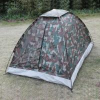Single Layer Waterproof Camping Tent For Outdoor Camp