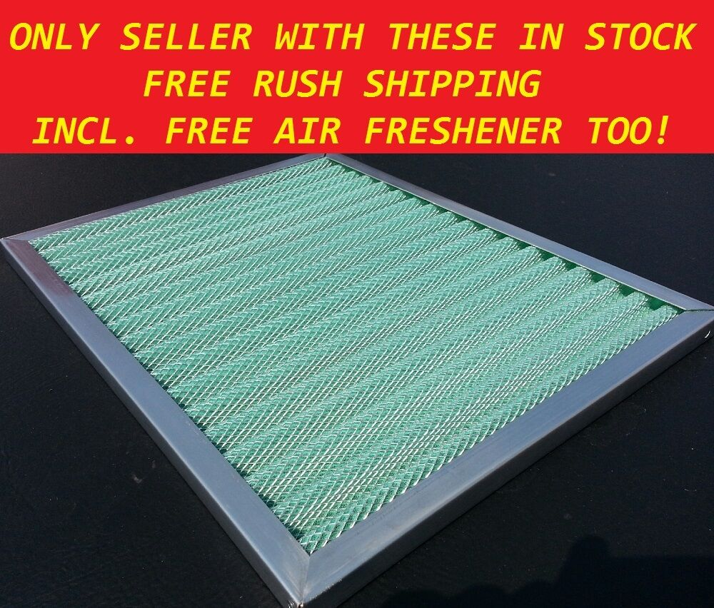 THE PERFECT HOME AIR FILTER WASHABLE PERMANENT REUSABLE