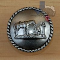 Western Cowboy At The Cross Cabinet Hardware Knobs Drawer ...