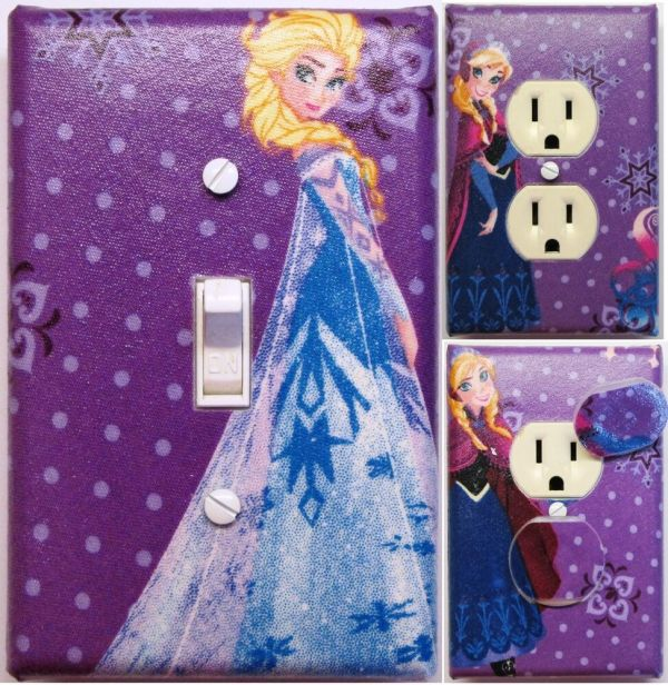 20 Frozen Light Switch Plate Pictures And Ideas On Meta Networks