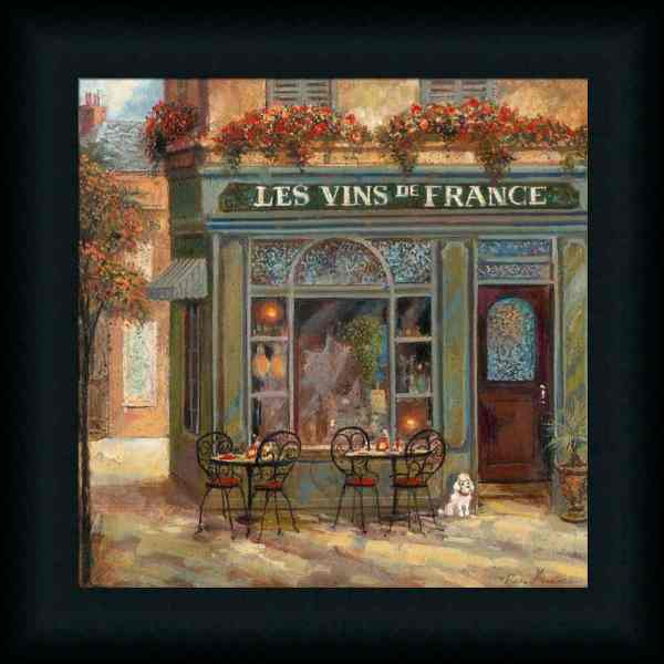French Cafe Art Prints