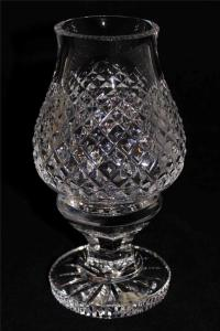 Waterford Crystal ALANA Two Piece Hurricane Style Votive ...