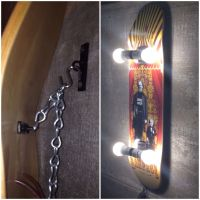 Skateboard Deck Display Wall Mount or Ceiling Hanger ...