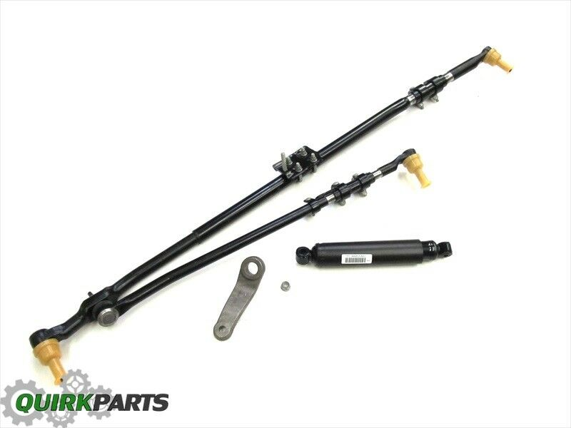 03-12 Ram 2500 3500 STEERING LINKAGE PITMAN ARM DRAG LINK