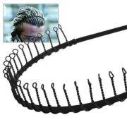 cool mens metal toothed sports