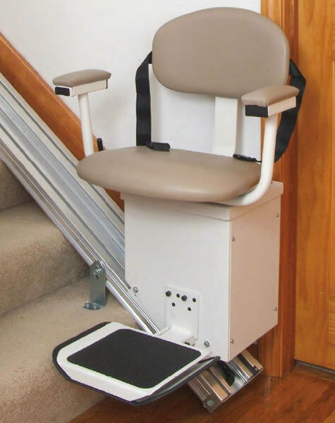 Harmar SL350AC Indoor Stairlift Stair Lift Chair Lift  eBay