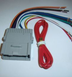 raptor gm4004 gm wire harness chevy pontiac car radio car stereo wiring radio wiring harness color [ 1000 x 905 Pixel ]