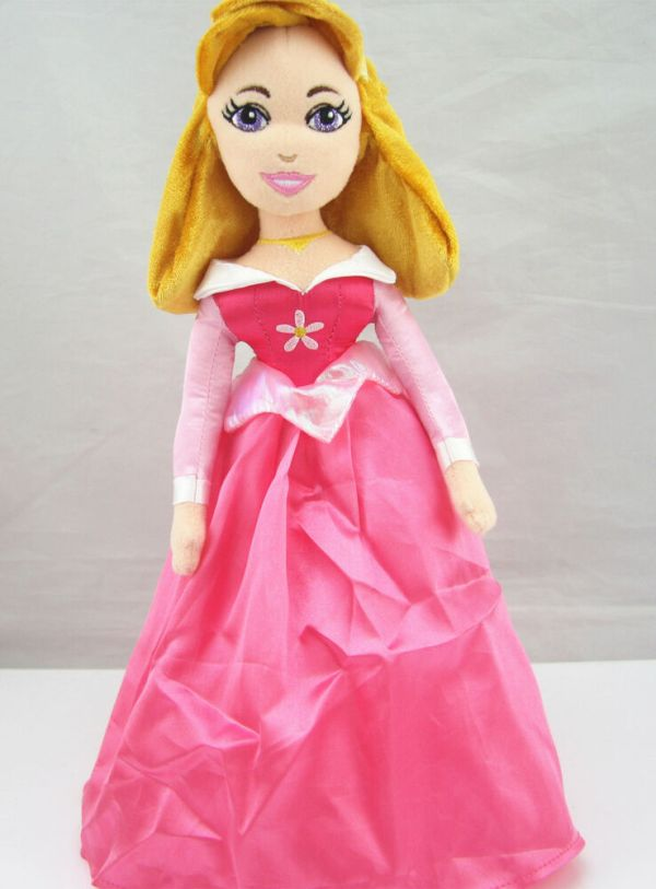 Disney Princess Sleeping Beauty Aurora Soft Plush Toy