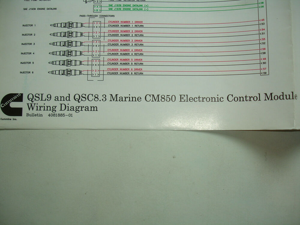 Ecm Wiring Diagram Qsx15 Ecm Wiring Diagram Cummins Wiring Diagram