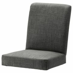 Ikea Chair Covers Henriksdal Ebay Comfortable Patio Chairs Replacement Slip Cover For Dining In Linen Effect Fabric |