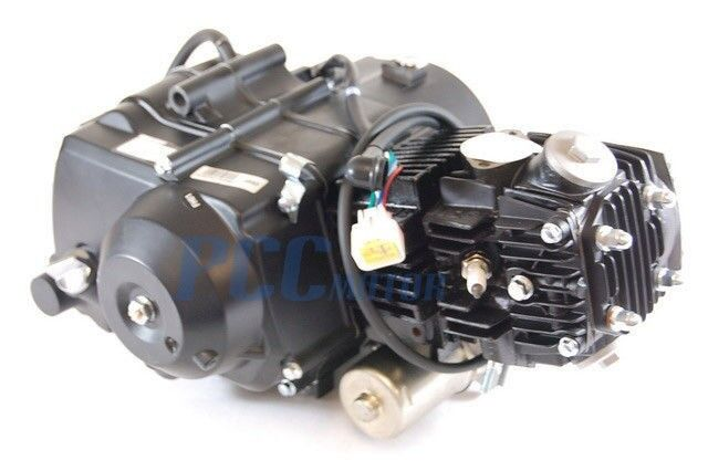 4 Stroke Motorcycle Wiring Diagram 110cc Under Engine Starter Motor Automatic Electric Atv
