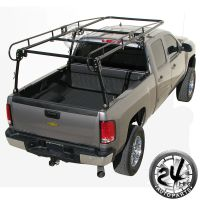 Universal Contractor Pickup Truck Tool Ladder Lumber Rack ...