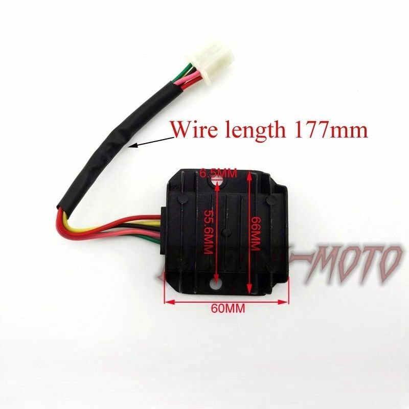 Wiring Voltage Regulator