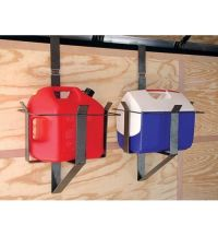 Rack'Em 5 Gallon Gas Can Rack for Enclosed Trailer
