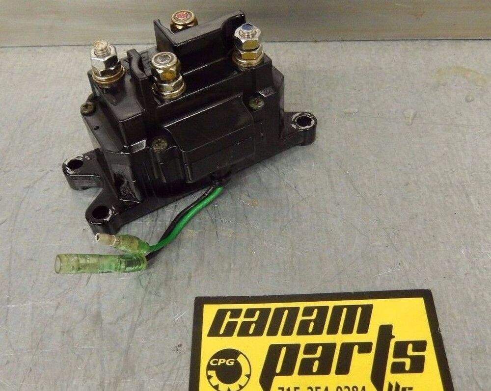 Winch Rocker Switch Replacement On Champion 2000 Winch Replacement