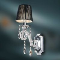 Crystal Wall Lamp - K9 Crystal Chandelier Wall Sconce ...