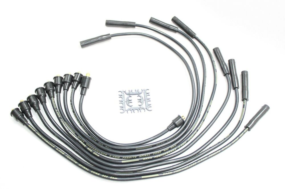 MAXX 507K 8.5mm Spark Plug Wires Oldsmobile 215 330 350