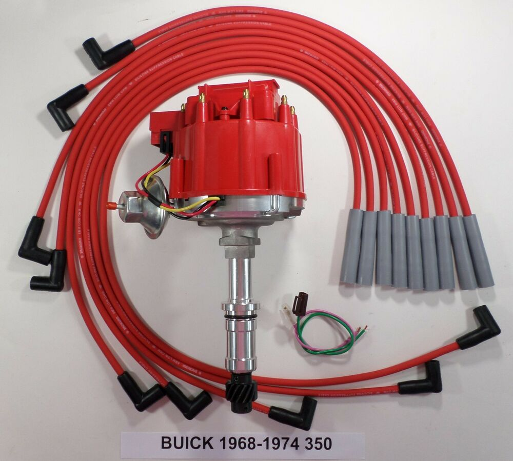 Buick 350 Plug Wire Diagram