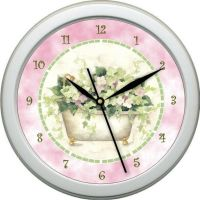 Personalized Tub Time #2 Bathroom Decor +Wall Clock Gift