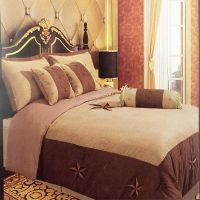 Embroidery Printed Texas Western Star Luxury Comforter