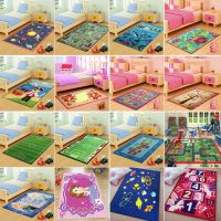 Childrens Large Girls Boys Bedroom Playroom Floor Mat ...