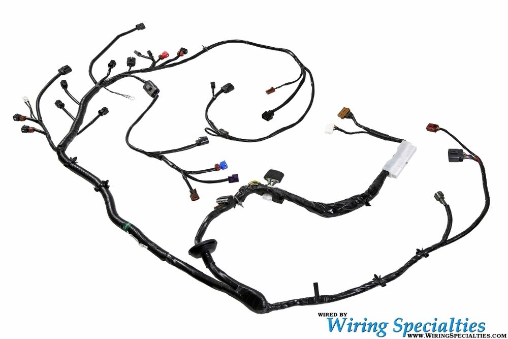 Wiring Specialties Engine Harness for Nissan S13 240SX KA