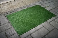 Artificial Grass Outdoor Carpet Door Mat Green Doormat
