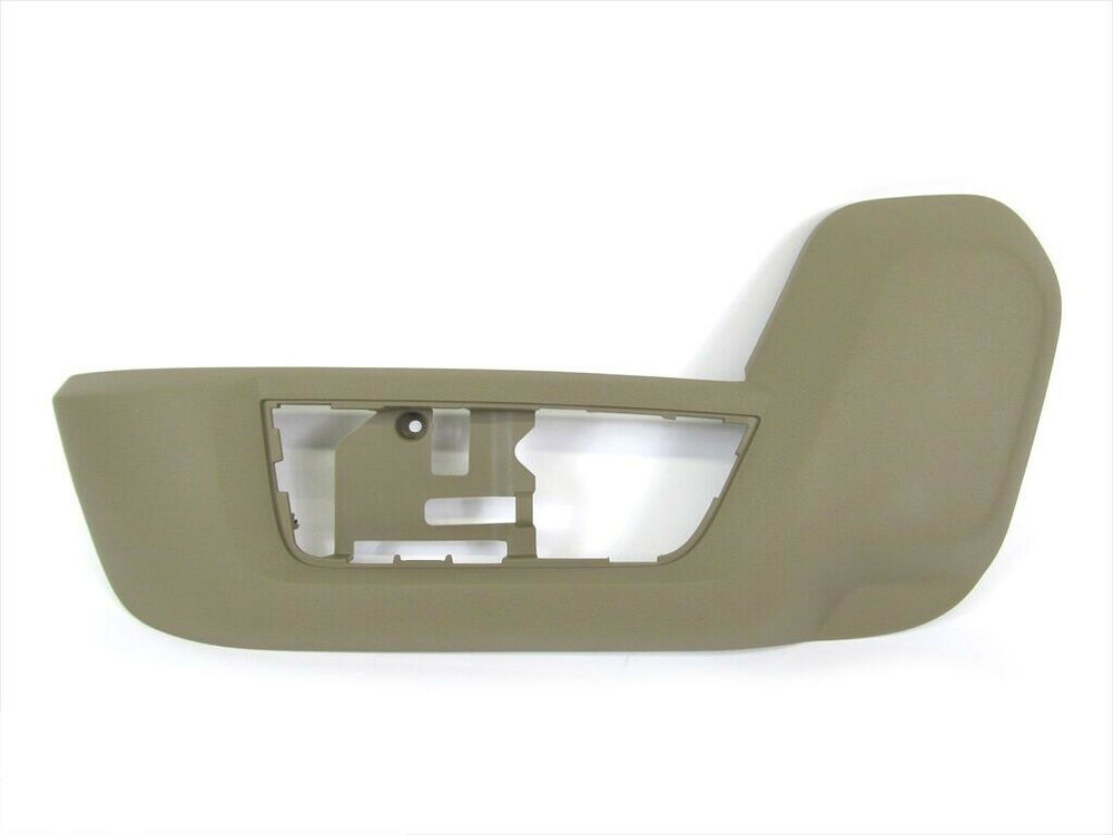 Ram 1500 2500 3500 Left Side Driver Outer Seat Shield Trim