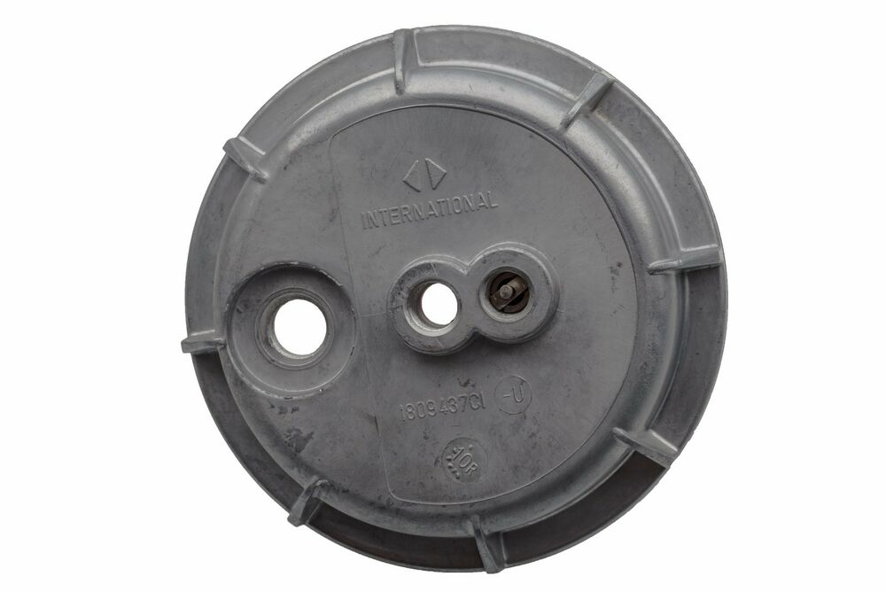 medium resolution of ford 7 3l diesel idi fuel filter housing bottom lower cap cover oem e8tz 9a343 a ebay