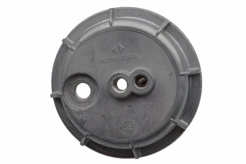 small resolution of ford 7 3l diesel idi fuel filter housing bottom lower cap cover oem e8tz 9a343 a ebay