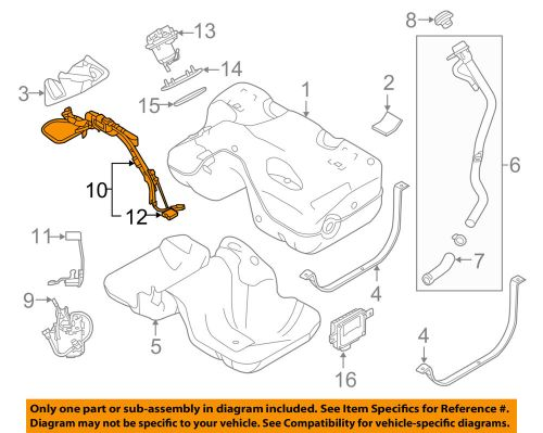 small resolution of details about land rover oem 12 17 range rover evoque fuel pump lr057235