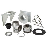 "NIB SuperVent JSC6DWSK 6"" Wood-Stove Exhaust Chimney Pipe ..."