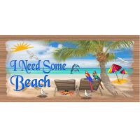 Wood Signs - Tropical - GS 1734 - - Tropical Wood Plaque ...