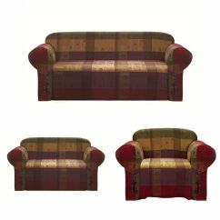 Stretch Dining Chair Covers Computer Recliner Chezmoi Collection Heavy-duty Jacquard Sofa Loveseat ...
