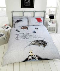 Duvet Day Cosy Cat Ipad Ipod 3D Photographic Duvet Quilt ...