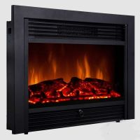 """Embeddable Electric Wall Insert Fireplace 28.5"""" Home ..."""
