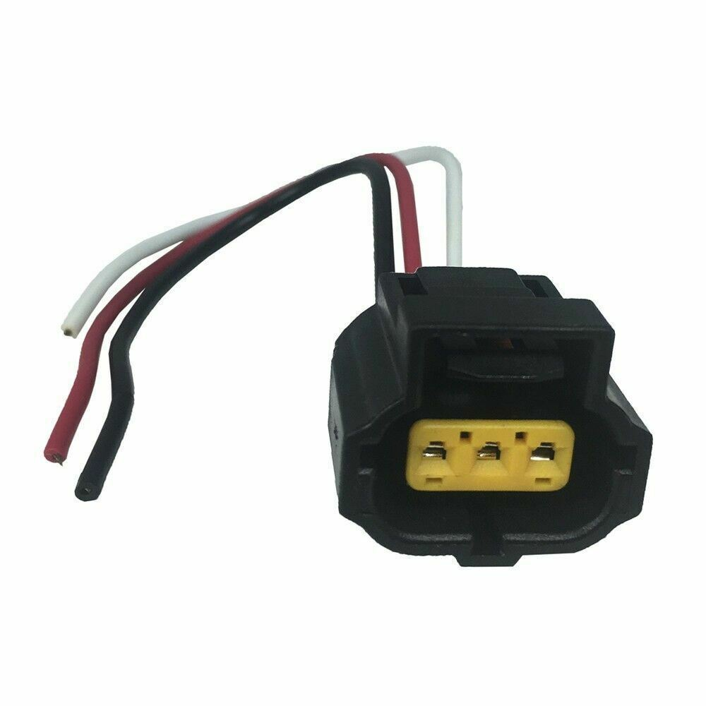 medium resolution of details about repair plug harness pigtail connector 3 wire pin for 6g ford alternators