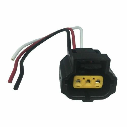 small resolution of details about repair plug harness pigtail connector 3 wire pin for 6g ford alternators
