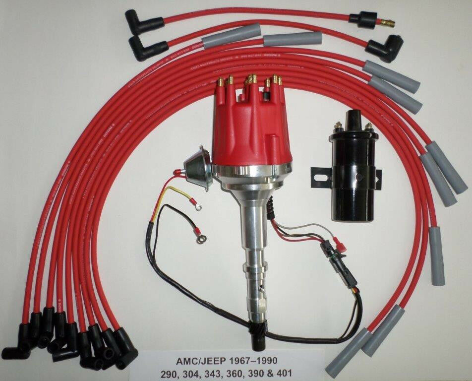 258 Hei Distributor Wiring Diagram For