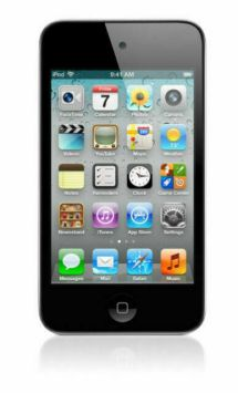 Apple Ipod Touch 4th Generation Black 32gb 885909395095