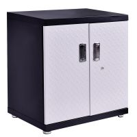 Wall Mount Cabinet Metal Garage Steel Storage Box ...