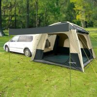 KingCamp 5 Men 3-Season SUV Tent For camping Multipurpose ...