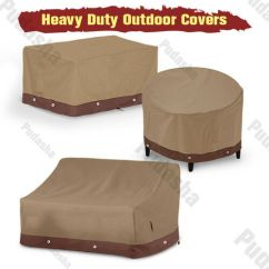 Table And Chair Covers Ebay Jazzy Mobility Parts Waterproof Patio Furniture Cover Outdoor Chairs Bench Sofa Air Conditioner |