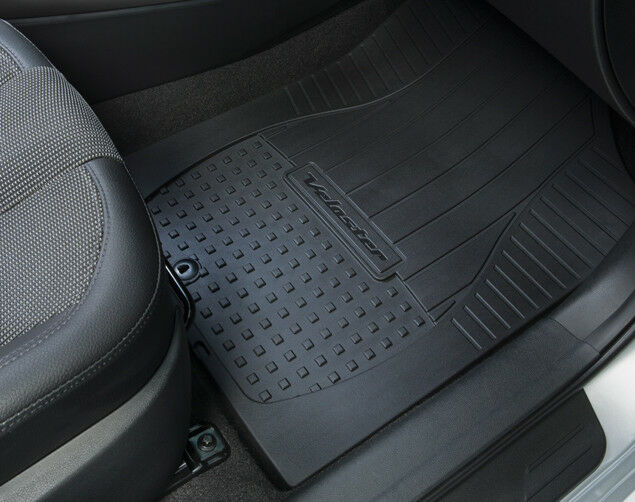 2012 2013 Genuine Hyundai Veloster All Weather Floormats