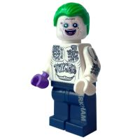 Lego Minfigure Suicide Squad Joker With Collectable Card ...