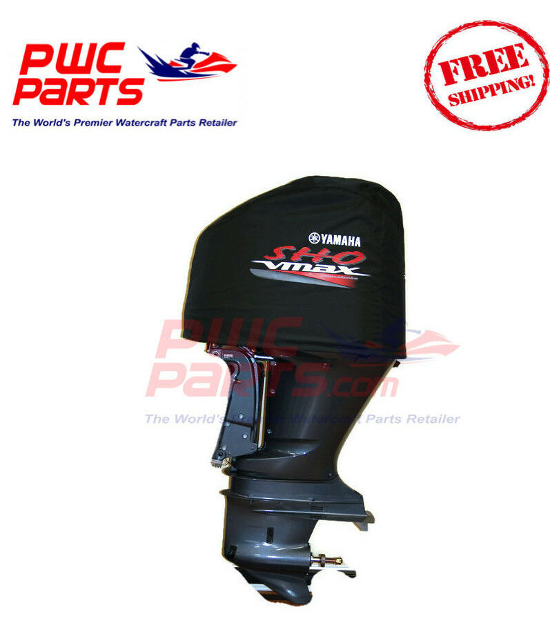 YAMAHA VMAX SHO 150 Outboard Engine Cover 4-Stroke 150HP