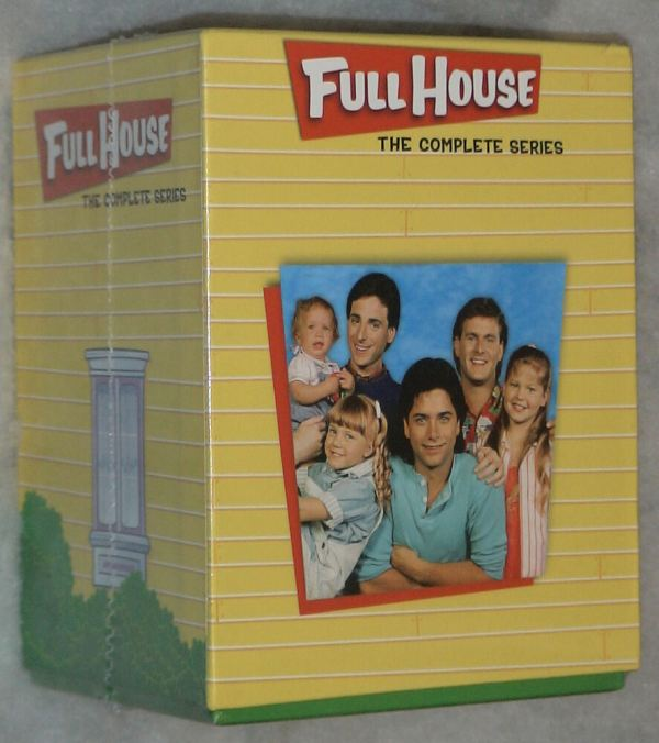 Full House Complete Series Collection - Seasons 1 2 3 4 5 6 7 8 32 Dvd Box Set
